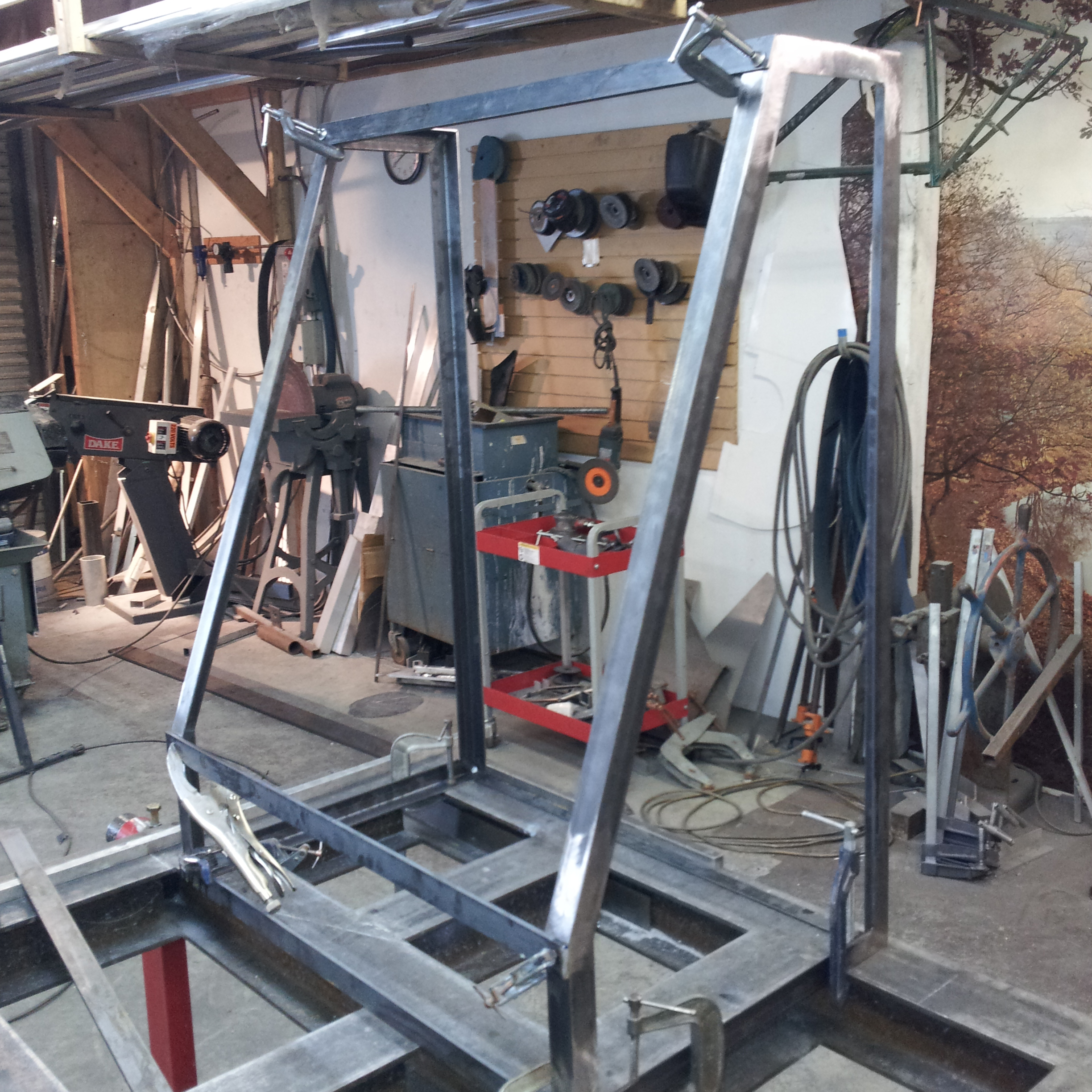 welding projects Find and share welding projects for home or work.